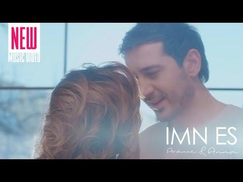 Arame \u0026 Anna - Imn Es (Official Music Video) 2017 4K
