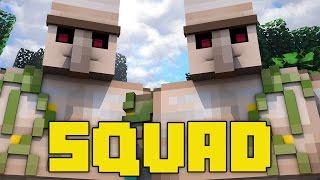 SQUADRONE DI GOLEM - Minecraft Bedwars