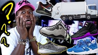 TOSS THOSE NIKES IN THE GARBAGE TRUCK! NEW ADIDAS MODEL, ILL KITH COLLABS, & MORE! WILL YOU COP!?