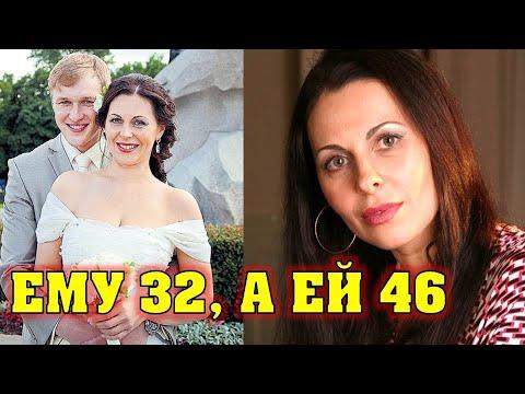 Ему 32 года, а ей 46. Как живет актерская пара Алексей Красноцветов и Ирина Сотикова
