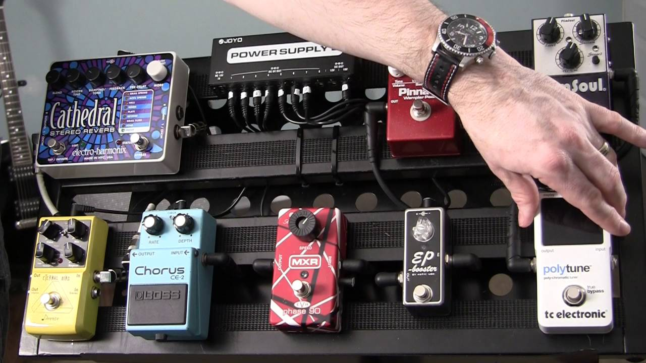 Pedal Board Setup Tricks Tips Vol 1 Youtube Pedalboard Wiring Diagram