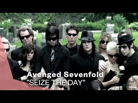 Avenged Sevenfold - Seize The Day (Video)