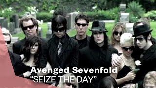 Video Avenged Sevenfold - Seize The Day (Video) download MP3, 3GP, MP4, WEBM, AVI, FLV April 2018