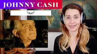 "Johnny Cash ""Hurt"" REACTION & ANALYSIS by Vocal Coach/Opera Singer"