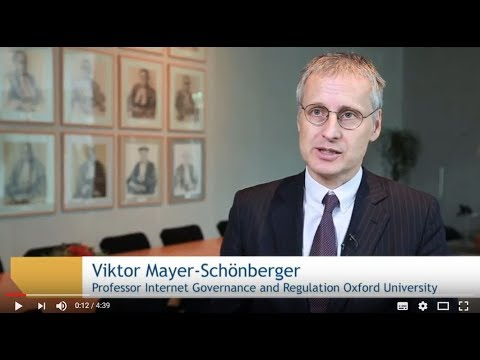 Viktor Mayer-Schönberger: 'Data rich markets will change our society'