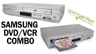 The Best Samsung DVD VCR Combo…