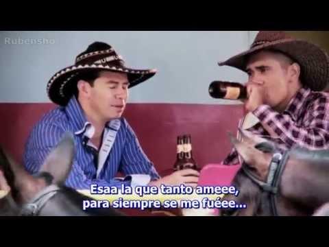 Tomando Cerveza - Jhonny Rivera y Francisco Gómez - Letra