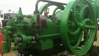 Slow running National Gas Engine Stationary Engine