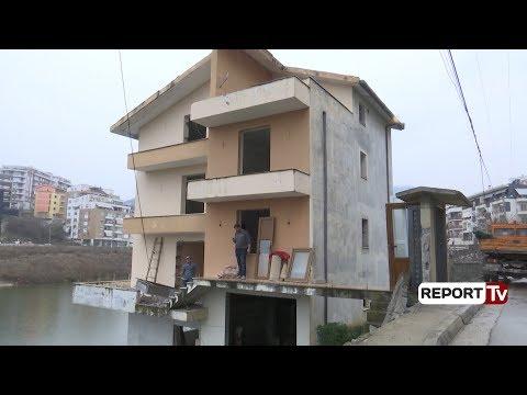 Liqeni i thatë, prishet banesa e familjes Cibaku, banorët kundërshtojnë vendimin
