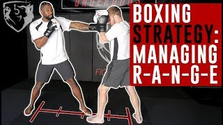Boxing Range Control: Tall vs Short Sparring Strategy