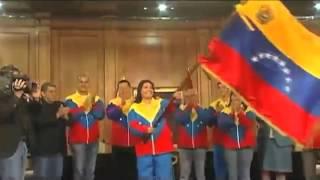 Venezuela en los Juegos Olimpicos de Londres 2012