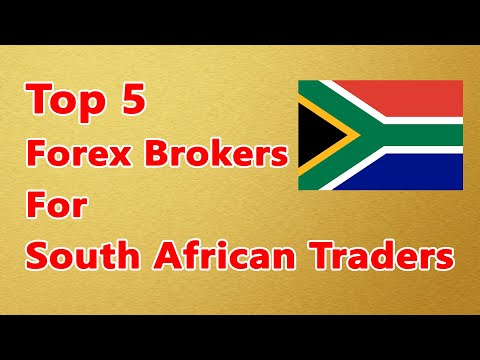 ⭐ 5 Regulated Forex Brokers For South African Traders