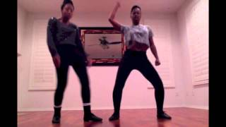 "Tamar Braxton ""The One"" Choreography by Morgan & Meagan Furr"