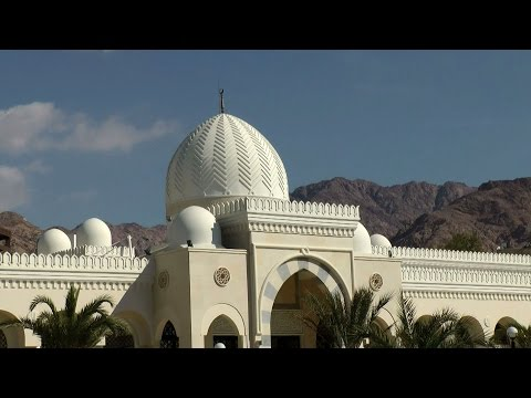 Jordan city of Aqaba Pt.01 - impressions of downtown and waterfront