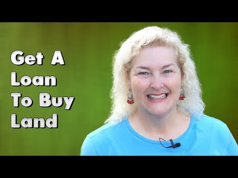 Getting Loans to Buy Land with Bad Credit
