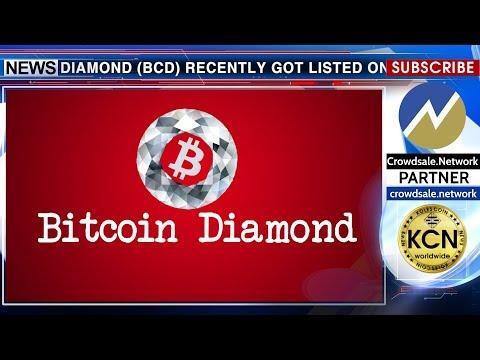 KCN: Bitcoin Diamond Is Available On HiTBTC