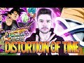 THE MOST COMPLETE LR TO DATE! Distortion of Time - LR Goku Black Banner! DBZ Dokkan Battle