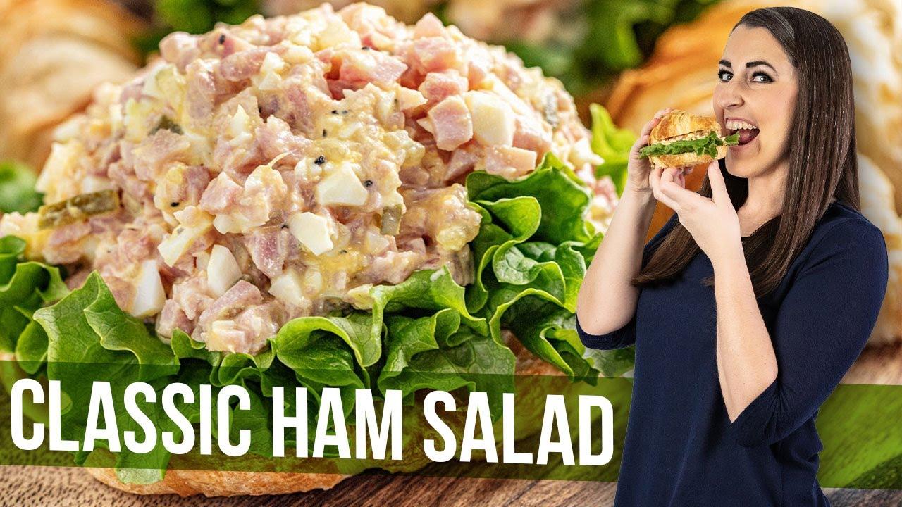 Ham Salad Recipe Cooks Country