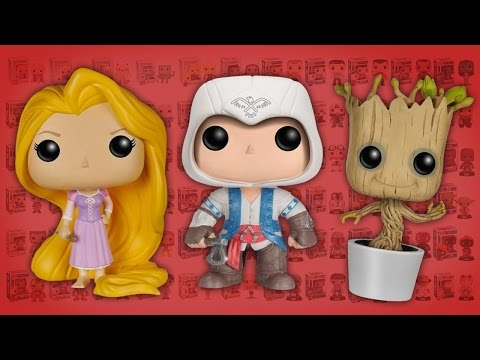 How the Funko Pop! Figure Line Changed How We Collect Toys