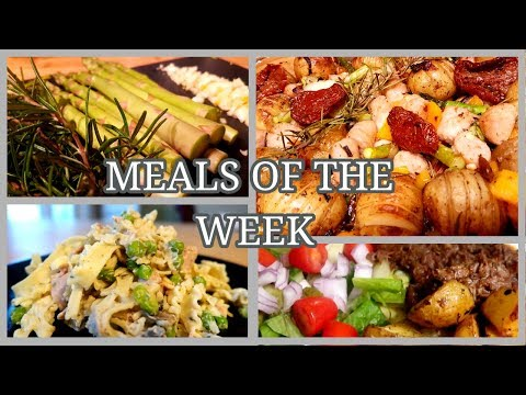 MEALS OF THE WEEK ~ FAMILY OF FIVE ~ #22
