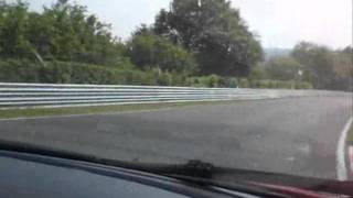 Onboard Streckenabschnitte der Nordschleife im Alfa Romeo GT 3.2.wmv