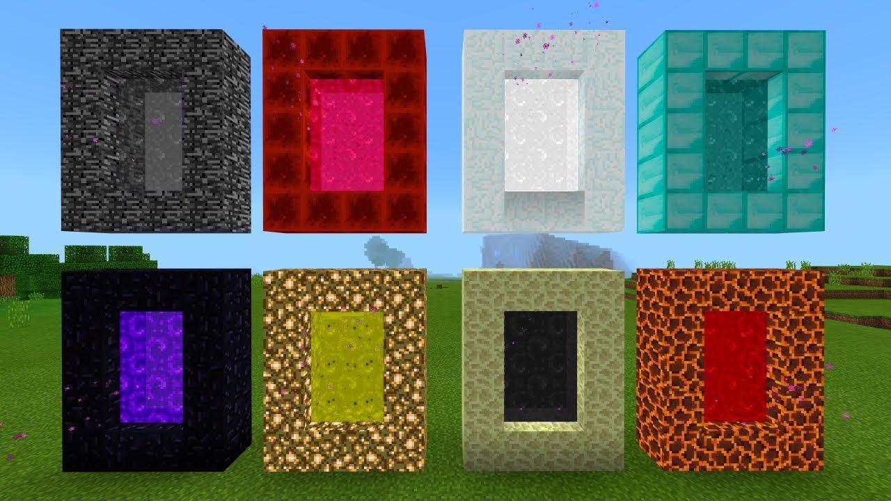 Minecraft Portaali