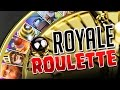 Royale Roulette :: Clash Royale :: Roulette Challenge with Nick!
