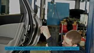 Install Honda Door Edge Guards On Any Type Honda Automobile Youtube