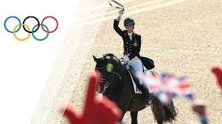 Charlotte Dujardin: My Rio Highlights