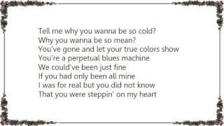 Keb' Mo' - Perpetual Blues Machine Lyrics