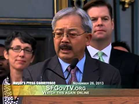 Mayor Lee & Supervisor Farrell to Restart GreenFinanceSF Pro