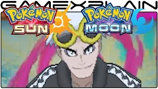 Pokémon Sun & Moon File Size Revealed & Team Skull Secret Discovered