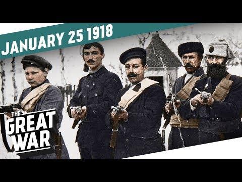 Civil War in Finland and Ukraine I THE GREAT WAR Week 183