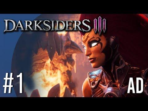 Darksiders III #1 #AD