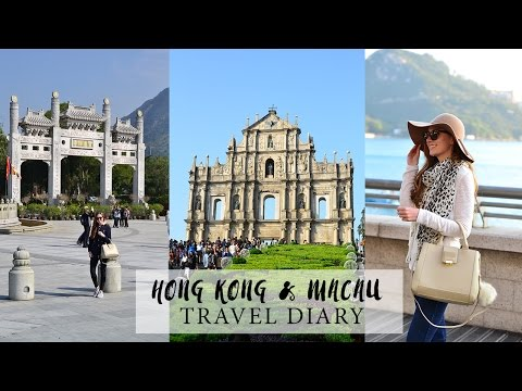 HONG KONG & MACAU TRAVEL DIARY