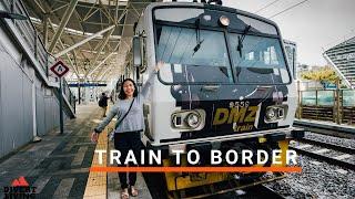 TRAIN To North Korea Border (From South Korea)🇰🇷🇰🇵