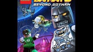 Lego Batman 3: Beyond Gotham - Official Soundtrack