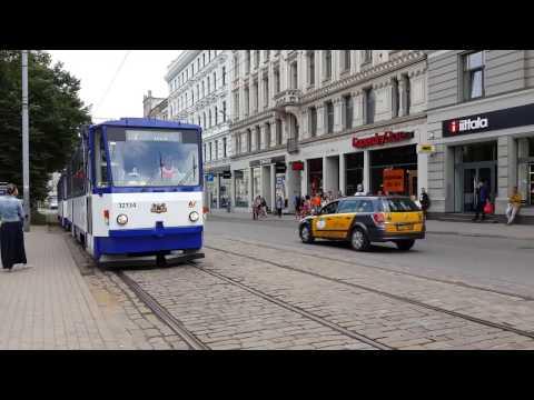Riga Trams / Latvia