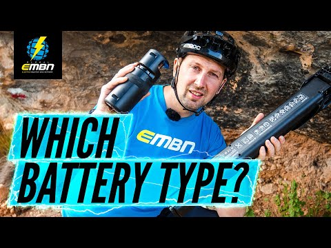 What Is The Best Battery For Your EMTB? | Electric Mountain Bike Batteries Explained