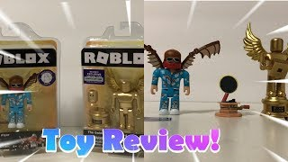 Unboxing The New Roblox Cloud Flyer And The Golden Bloxy Award!!!