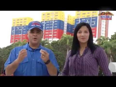 """Programa """"Venezuela Tricolor""""desde el DTTO Capital el VALLE"""