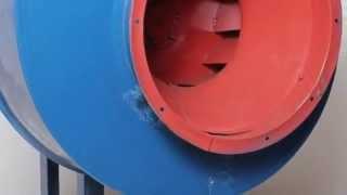 Вентилятор центробежный ВЦ 4-75 №3,15 2,2кВт