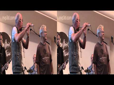 Jethro Tull's Ian Anderson & Claude Nobs, Montreux Jazz Festival 2012, 3D version