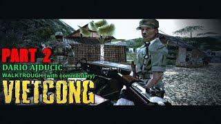 Vietcong - Part 2 (PC game - walkthrough) First Blood