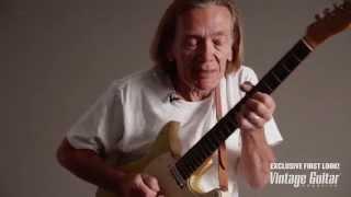 G.E. Smith Jams on the Guitar That Killed Folk!