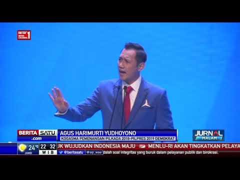 AHY Apresiasi Kinerja Pemerintahan Jokowi-Jusuf Kalla