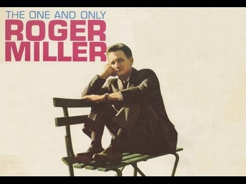 """""""The One and Only Roger Miller"""" FULL RCA Camden Album 1965"""