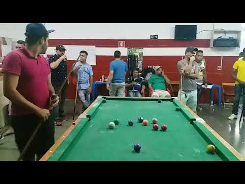 Felipinho VS Ariel de Brasília, par ímpar em Limeira-SP, VÍDEO ÚNICO