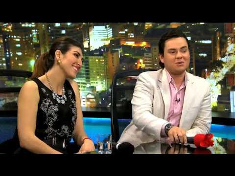 Pregunta  Yamid: Ana Victoria Boccadoro y Manuel José, Cantantes