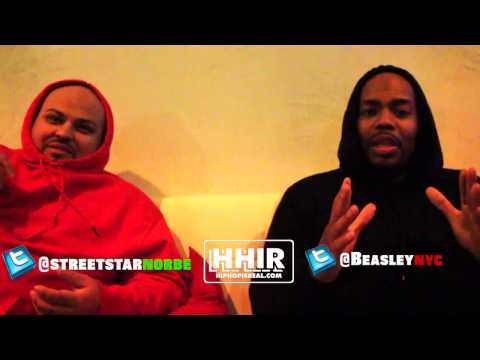 BEASLEY & NORBES DETAILS WHAT BOTHERS THEM IN BATTLE RAP !!!!